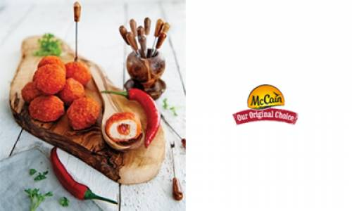 CHICKEN KICKS SWEET CHILI MCCAIN (6X1KG)