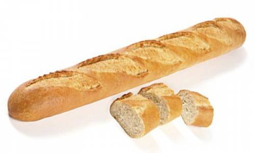 32 BAGUETTES BLANCHES