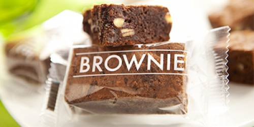 BROWNIE CHOCO PECAN EMBALLES (80GX50)