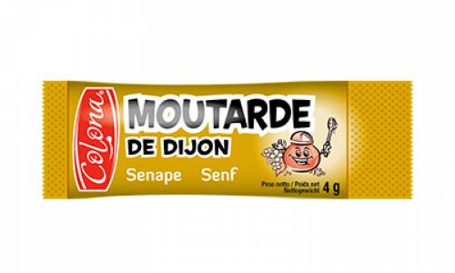 DOSETTES MOUTARDE (500 X 10 ML)