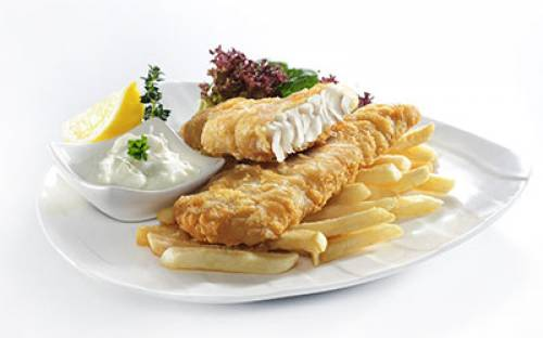 FISH & CHIPS CABILL. 140-170G - 5 KG SURG