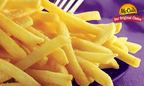 FRITE EXPRESS 6/6 MCCAIN SALTED (4X2,5 KG)