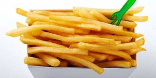 FRITE  GOLD STAR  6/6  (4X2.5 KG)