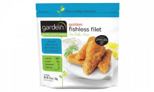 GARDEIN FISHLESS FILETS * RETAIL* (8X288G)