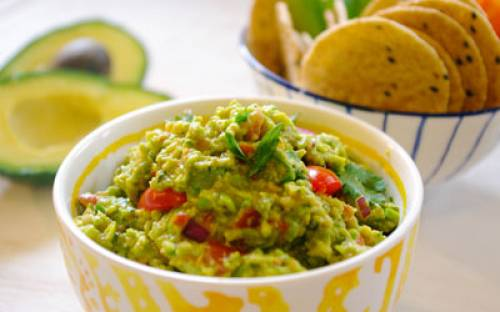GUACAMOLE CALIFORNIA