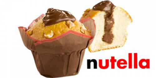 MUFFIN NUTELLA