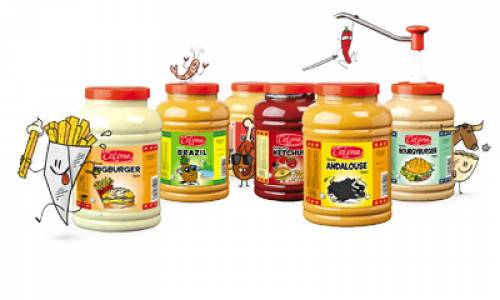 SAUCE BARBECUE  3L