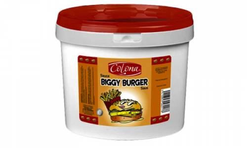 SAUCE BIGGY BURGER 5L