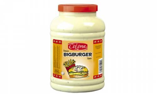 SAUCE BIGGY BURGER  3L COLONA