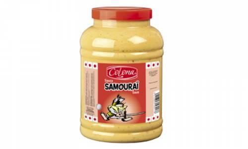 SAUCE SAMOURAI PIQUANTE 3L