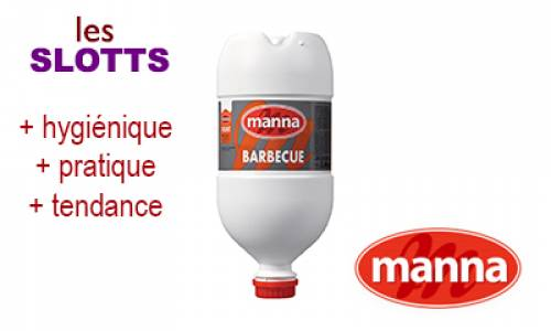 BARBECUE SLOTTS 3L