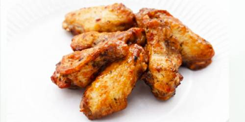 CHICKEN WINGS MARINES